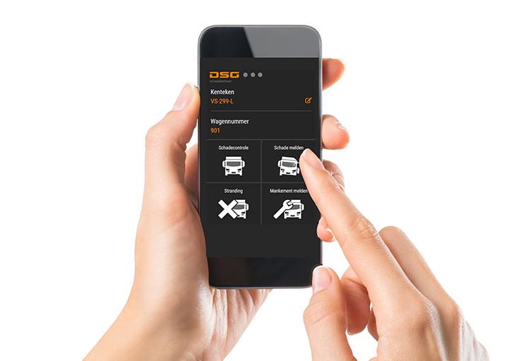 app wagenparkbehere dsgwagenparkbeheer